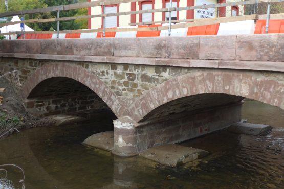 Brücke Wolzhausen, 2017